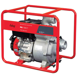 Fubag PG 1300T Мотопомпа грязевая бензиновая Fubag Бензиновые Мотопомпы