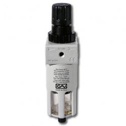 GAV FR-200 1/2 Фильтр регулятор давления с манометром GAV Запчасти Пневматический