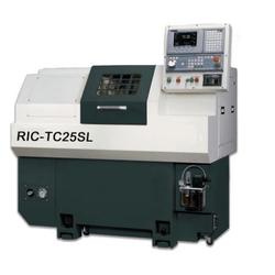 RIC-TC25SL Токарный станок с ЧПУ без задней бабки Китайские фабрики Горизонтальная станина Станки с ЧПУ