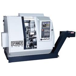 Spinner TTC300-52 Токарный обрабатывающий центр Spinner Наклонная станина Станки с ЧПУ