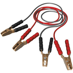 Провода вспомогательного запуска двигателя 200А, 2,5м Сорокин Пускозарядные устройства Полезные мелочи